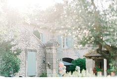 Dreamlike Provence Wedding, photo: Nadia Meli - www.blog.nadiameli.com