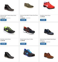 Askmebazaar Footwear Sale - Extra 50% Off going on Men's Shoes - Couponscenter