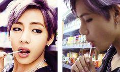BTS | V ♡ Taehyung