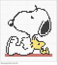 Doces Pontos: Snoopy