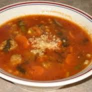 Golden Corral Restaurant Copycat Recipes: Country Minestrone Soup