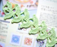 Crochet tape pattern