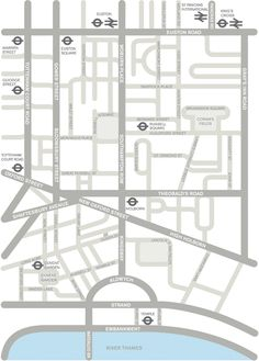Map of the Museum Mile