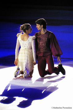 Romeo & Juliet: Opera on Ice Verona Ice Skating, Figure Skating, Professional Ice Skates, Stephane Lambiel, Love On Ice, New York Penthouse, Ice Ice Baby, Sports Figures, Winter Olympics