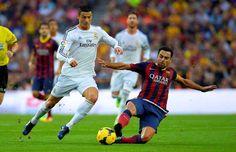 Anaknya Diejek, Ayah Xavi: Ronaldo Tahu Apa yang Harus Dilakukan