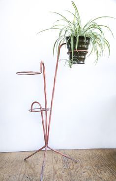Metal pink plant stand Pink Plant, Incense, Metal, Plants, Metals, Plant, Planets