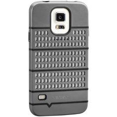Ventev aria Case for Samsung Galaxy S5 (Gray/Black), Grey