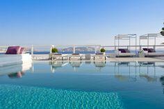 Grace Mykonos overlooking the beach of Agios Stefanos, Greece (Condé Nast Traveller)