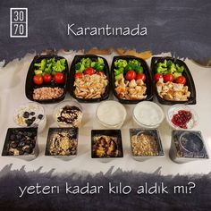 Karantina sürecinin bize kattıkları çok fazla👍 Kilolar da bunlardan biriyse sizi öğün hazırlıgı paketlerimizle tanıştıralım.. Amacınıza ve isteğinize göre, kaliteli, doyurucu ve lezzetli ana ve ara öğünler için  30a70.com/paketler/  #otuzyetmis #eatbetternotless #mealprep #mealplan #fitfood #diet #nutrition #healthyfood #photooftheday #photography #fitness #cleanfood #eat #foodgram #foodgasm #weightloss #keto Keto, Fitness, Health Fitness, Rogue Fitness, Gymnastics