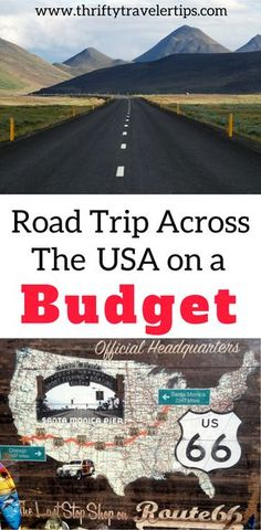 Are you looking to plan a trip on a budget? If so, you need to check out this cheap road trip across the USA. We spent only $60 a person per day and could have cut that budget down to $30 a day had we brought a tent. This road trip on a budget is perfect for a trip on a college student budget. See how we saved money, our budget breakdown, and some tips we learned along the way. Be sure to save these budget travel tips to your travel board so you can find them later!