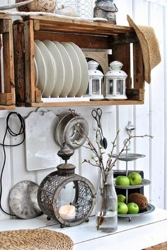 Online shopping from a great selection at Home & Kitchen Store. Diy Home Decor Bedroom, Diy Home Decor On A Budget, Decorating Your Home, Dark Walls Living Room, Piece A Vivre, Eclectic Decor, Kitchen Accessories, Rustic Decor, Home Kitchens