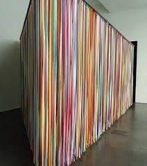 instalaciones artisticas con hilos - Buscar con Google