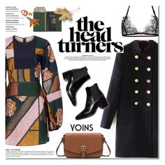 """Head turner"" by purpleagony ❤ liked on Polyvore featuring Roksanda and Royce Leather"