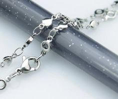 20pcs 26inch 4mm 316L stainless steel circle and by aliyafang, $51.00