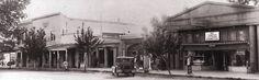South side of Calistoga Rd., circa 1930's.