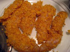 Extra Crispy Chicken Tenders