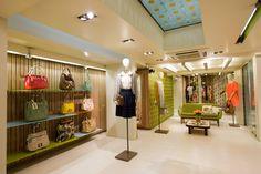 Orla Kiely Covent Garden Visual Merchandising