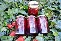 Dulceata Pickles, Salsa, Mason Jars, Food And Drink, Gem, Canning, Vegetables, Drinks, Party