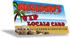 Mulligans Beach House Bar & Grill serves Breakfast Lunch & Dinner late night snacks
