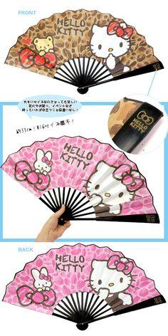 Sanrio Sanrio characters BIG fan Hello Kitty