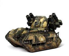 Tale of Painters: Showcase: Astra Militarum Hydra and Wyvern Warhammer Models, Warhammer Fantasy, 40k Imperial Guard, Fantasy Battle, Model Tanks, Warhammer 40k Miniatures, Tank Design, Man Set, Space Marine