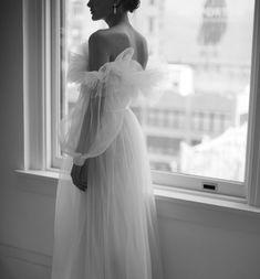Cinderella Wedding, Cinderella Dresses, Princess Wedding Dresses, Best Wedding Dresses, Wedding Gowns, Wedding Dress Chiffon, Wedding Details, Real Weddings, One Shoulder Wedding Dress