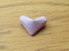 Origami Puffy Hearts: www.diversionshowcase.blogspot.com