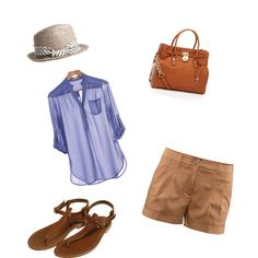 Summer/Weekend Outfit
