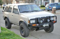 Nissan 4x4, Nissan Trucks, Nissan Hardbody 4x4, Nissan Terrano, Datsun Car, Jeep Suv, Nissan Pathfinder, Rv Trailers, Four Wheel Drive
