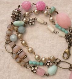 Cotton Candy Bracelet - Andrea Singarella
