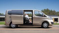 Ford Tourneo Custom  www.ford.bg