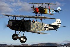 Photos: Fokker D-VII Replica Aircraft Pictures   Airliners.net