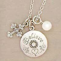 "Premier Jewelry ""Endearing"". My favorite simple piece!"