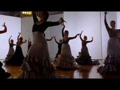 Flamenco de Carlos Saura (1995), Alegrías. El baile flamenco me trae muy gratos recuerdos de mi niñez en el centro Asturiano de mi Habana-Cuba, donde tomaba clases de baile.....:)