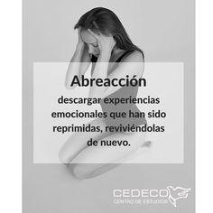 #Diccionario de términos en #mediación: ABREACCIÓN http://www.cedeco.net/mediacion/