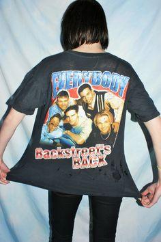 backstreet boys tee 90s - Google Search
