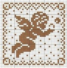 Cute angel cross stitch from etsy Cross Stitch Fairy, Cross Stitch Angels, Beaded Cross Stitch, Cross Stitch Samplers, Cross Stitch Charts, Cross Stitch Designs, Cross Stitching, Cross Stitch Embroidery, Embroidery Patterns