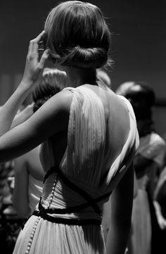 Dress by Dior v