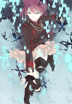 D.Gray-man Lenalee lee