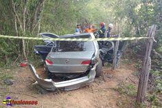 UNAIENSES: MONTES CLAROS-MG - Homem morre após carro capotar ...