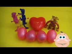 Disney Pixar Cars Kinder Surprise Egg Learn A Word! Valentine Edition Te...