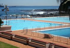 Sea Point Pool, Cape Town