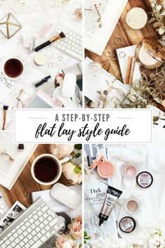 Want to finally master flat lay photography? Check out this easy step -by-step blog photography guide that covers everything from lighting to color schemes Instagram flat lay inspiration. #instagram #photoideas #flatlay