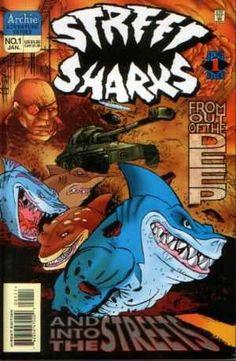 Street Sharks