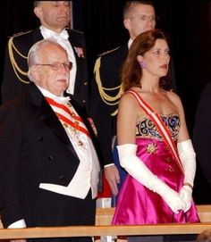 Monaco National Day: Gala At The Grimaldi Forum In Monaco City, Monaco On November 19, 2001.