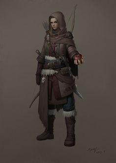 [Human] [Elf] [Hunter] [Ranger] [Archer]