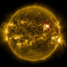X-class #Solar Flare on March 29, 2014 #nasa #space
