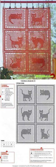 Cortina de gatinhos