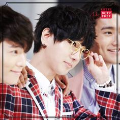Donghae, Yesung, Siwon