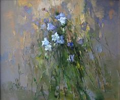 artist Zaitsev Alexi, Bells in the grass